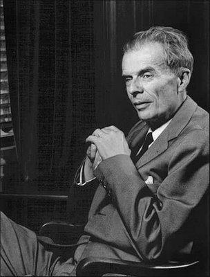 Aldous Huxley author