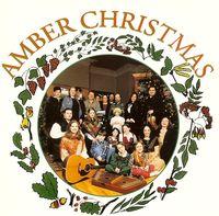 Amber Christmas CD cover original