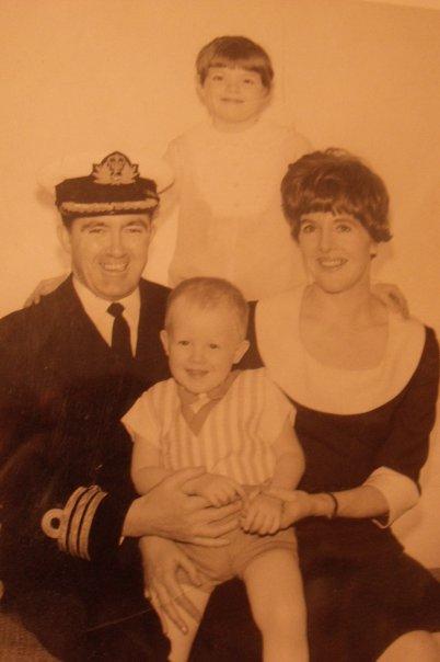 Family portrait 1960s