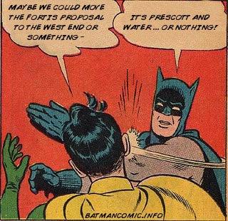 Batman and Robin generator Fortis