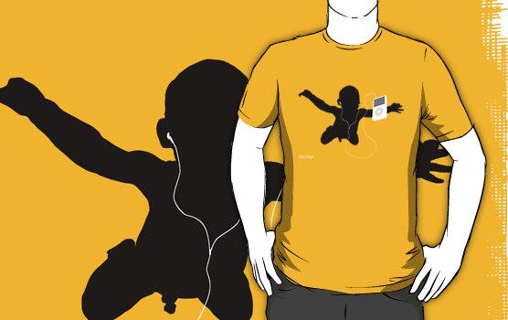 IGrunge Tshirt from Redbubble