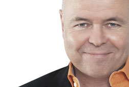 Terry O'Reilly host Age of Persuasion CBC Radio