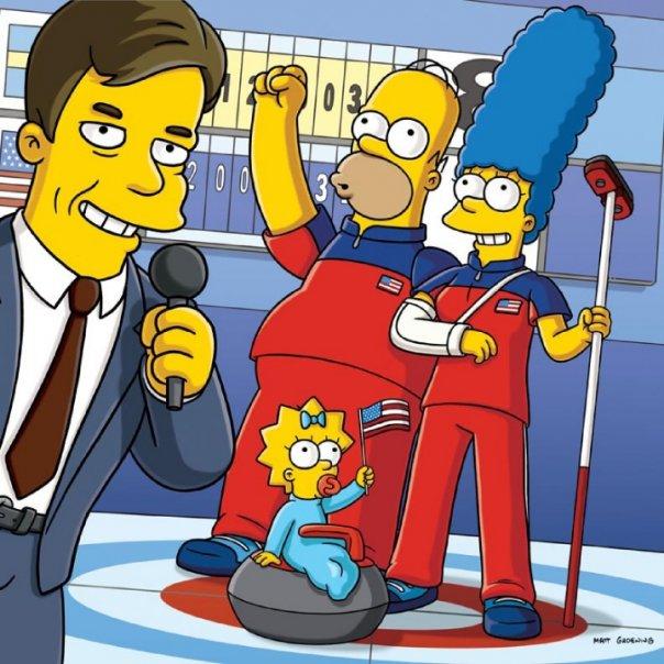 Simpsons Boy Meets Curl