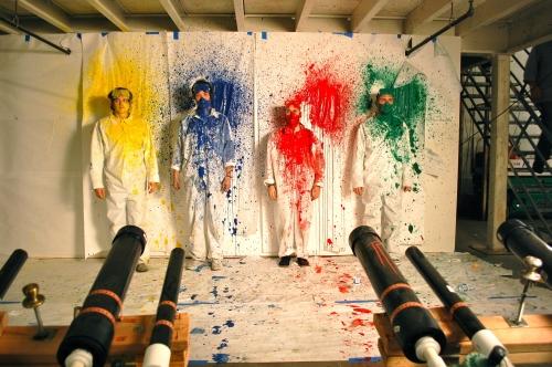 How OK Go stuffed the Rube Goldberg into that video - John ...