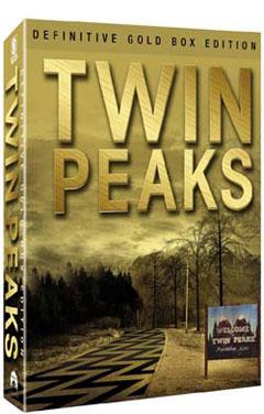 Twin Peaks DVD set