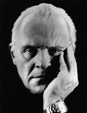 Anthony Hopkins BW