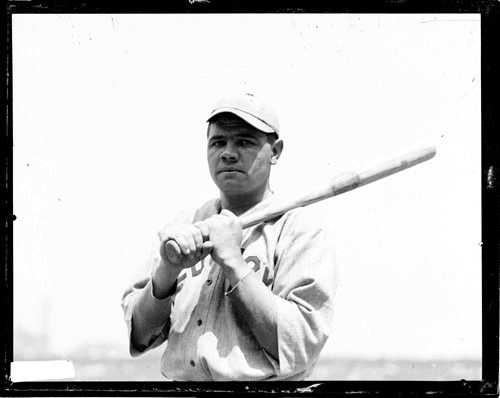 Babe Ruth border