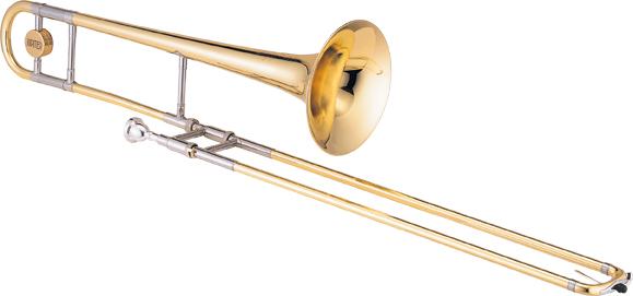 Trombone gold