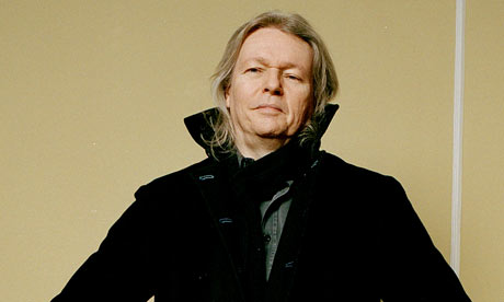 Christopher Hampton from Guardian