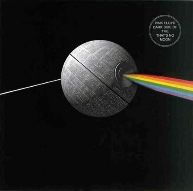Dark Side of the That's No Moon