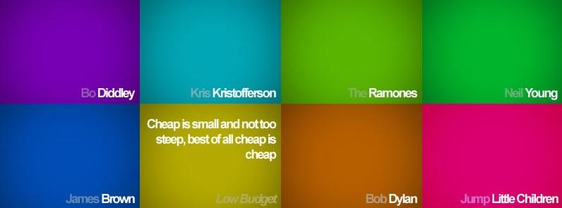 Low Budget Wisdom Bits Kinks