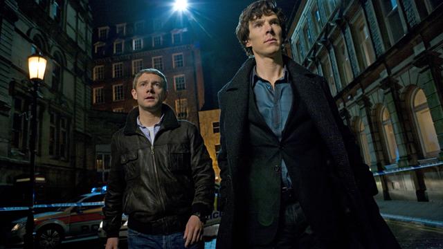 Sherlock BBC 2010