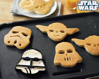 Williams-Sonoma Star Wars pancake