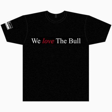 We Love The Bull