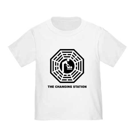 The Changing Station Tshirt