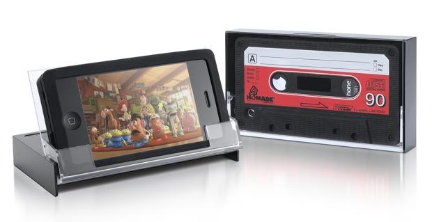 IPhone case cassette