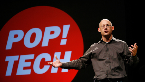 Clay Shirky Pop Tech