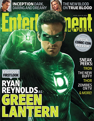 EW Ryan Reynolds Green Lantern