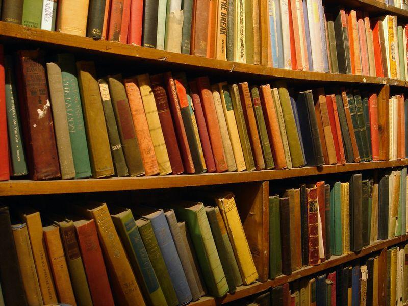 Bookshelf from Gadi Flickr stream