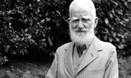 George Bernard Shaw garden