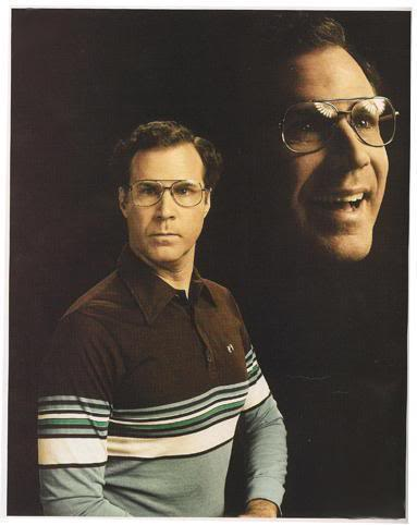 Will Ferrell studio portrait