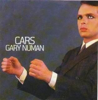 Cars single cover Gary Numan 1979