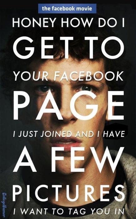 Mom Facebook movie Social Network parody