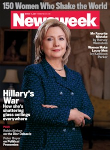 Hillary Clinton Newsweek Tina Brown March 2011