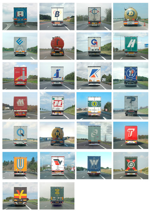 Trucks from A to Z