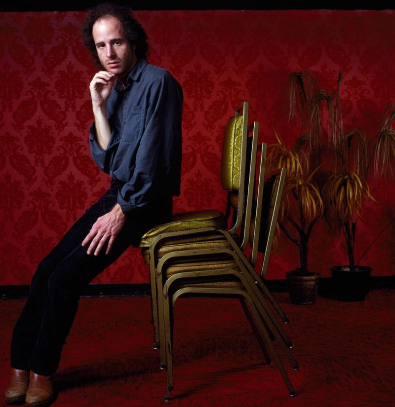 Steven Wright red chairs