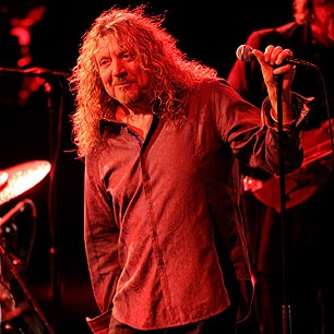 Robert Plant Getty Images Rolling Stone 2011