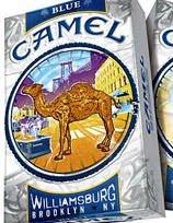 Joe Camel goes to Brooklyn