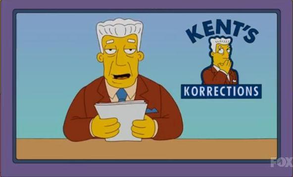 Kents Korrections