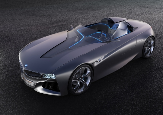 BMW Vision from Geneva Motor Show