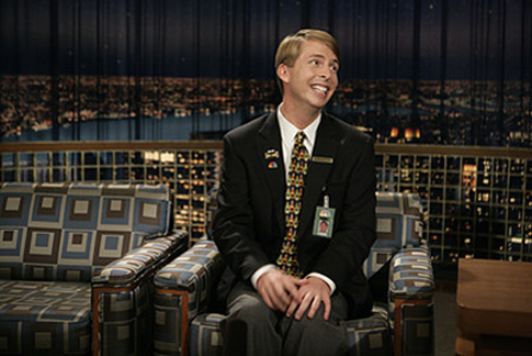 Kenneth played by Jack MacBrayer 30 Rock