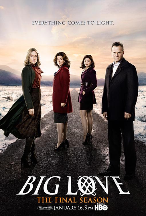 Big Love final season poster