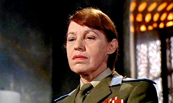 Lotte Lenya Klebb From Russia With Love