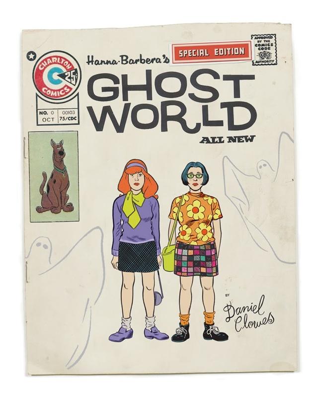 Hanna Barbera Ghost World