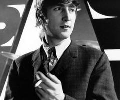 John Lennon cigarette
