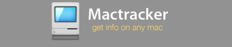 Mactracker screengrab