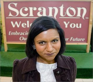 Kelly Kapooor The Office Scranton Welcomes You