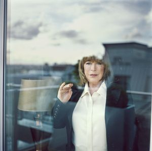 Marianne Faithfull Pal Hansen photo for The Independent