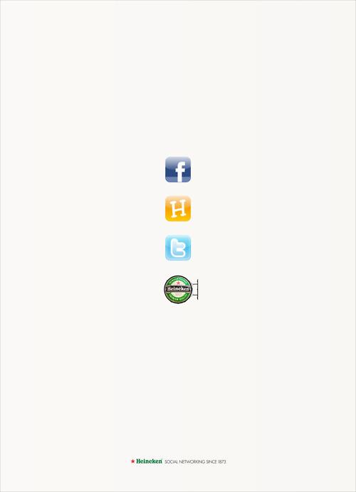 Heineken social networking