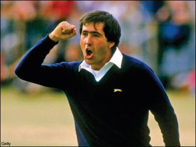 Seve Ballesteros Getty