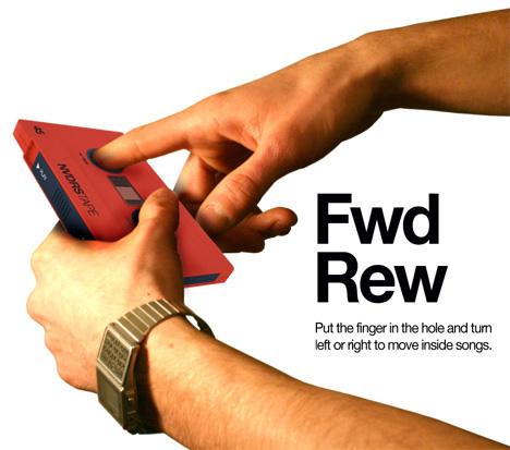 Fwd Rev cassette MP3