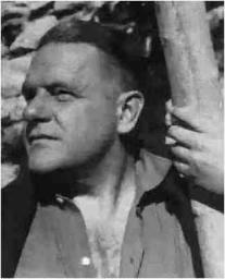 Lawrence Durrell bw