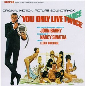 You Only Live Twice soundtrack cover