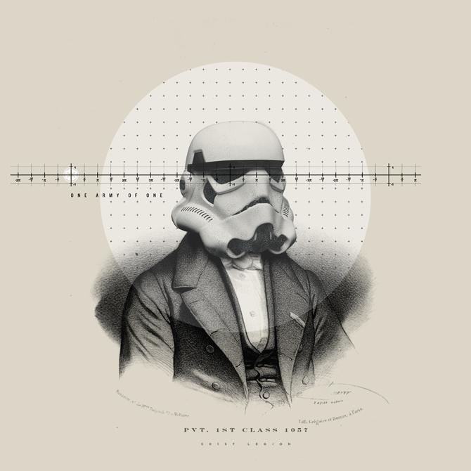 Old Time stormtrooper