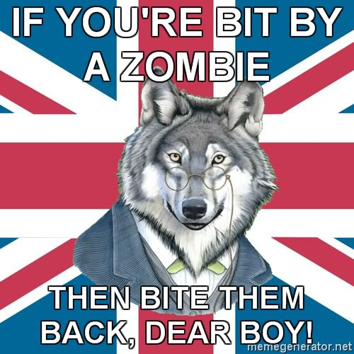 If You're Bit By a Zombie