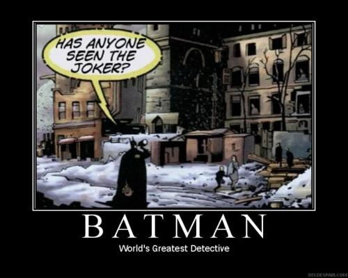 Batman World's Greatest Detective